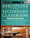 Discipline in the Secondary Classroom: A Positive Approach to Behavior Management, with DVD, 2nd Edition (0470422262) cover image