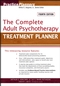 The Complete Adult Psychotherapy Treatment Planner, 4th Edition (0471763462) cover image