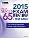Wiley Series 65 Exam Review 2015 + Test Bank: The Uniform Investment Advisor Law Examination (1118857062) cover image