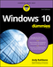 Windows 10 For Dummies, 3rd Edition (1119470862) cover image