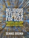Religious Studies for GCSE: Philosophy and Ethics applied to Christianity, Roman Catholicism and Islam (1509504362) cover image