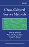 Cross-Cultural Survey Methods (0471385263) cover image