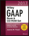 Wiley GAAP 2017: Interpretation and Application of Generally Accepted Accounting Principles Set (1119357063) cover image