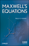 Maxwell's Equations (0470542764) cover image