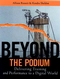 Beyond the Podium: Delivering Training and Performance to a Digital World (0787955264) cover image