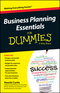 Business Planning Essentials For Dummies (1118641264) cover image