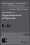 The Chemistry of Organoaluminum Compounds (1119021464) cover image