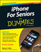 iPhone for Seniors for Dummies, 5th Edition (1119137764) cover image