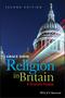 Religion in Britain: A Persistent Paradox (1405135964) cover image