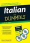 Italian For Dummies Audio Set (0470095865) cover image