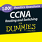 1,001 CCNA Routing and Switching Practice Questions For Dummies, 1 Year Online Subscription (1118835565) cover image