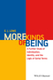 More Kinds of Being: A Further Study of Individuation, Identity, and the Logic of Sortal Terms (1118963865) cover image