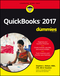 QuickBooks 2017 For Dummies (1119281466) cover image