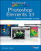 Teach Yourself VISUALLY Photoshop Elements 13 (1118964667) cover image