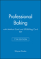 Professional Baking, 7e with Method Card and EPUB Reg Card Set (1119463467) cover image