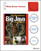 Horstmann Big Java 6th Edition (EHEP003367) cover image