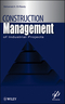 Construction Management for Industrial Projects (0470878169) cover image