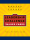 The Leadership Challenge Values Cards Facilitator's Guide Set (0470580070) cover image