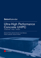 Ultra-High Performance Concrete UHPC: Fundamentals, Design, Examples (3433030871) cover image