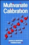 Multivariate Calibration (0471930474) cover image
