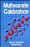 Multivariate Calibration (0471930474) cover image