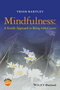 Mindfulness: A Kindly Approach to Being with Cancer (1118926277) cover image