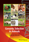 Genomic Selection in Animals (0470960078) cover image