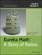 Eureka Math, A Story of Ratios: Grade 6, Module 4: Expressions and Equations (1118811178) cover image