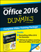 Office 2016 For Dummies, Book + Online Videos Bundle (1119077478) cover image