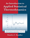An Introduction to Applied Statistical Thermodynamics (0470913479) cover image
