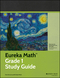 Eureka Math Study Guide: A Story of Units, Grade 1  (1118813979) cover image