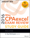 Wiley CPAexcel Exam Review 2016 Study Guide January: Regulation (1119119979) cover image