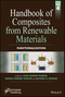Handbook of Composites from Renewable Materials, Volume 4, Functionalization (1119223679) cover image