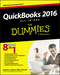 QuickBooks 2016 All-in-One For Dummies (111912607X) cover image