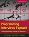 Programming Interviews Exposed: Coding Your Way Through the Interview, 4th Edition (111941847X) cover image
