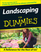 Landscaping For Dummies (0764551280) cover image