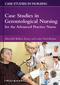 Case Studies in Gerontological Nursing for the Advanced Practice Nurse (0813823781) cover image