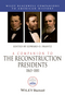 A Companion to the Reconstruction Presidents 1865-1881 (1444339281) cover image
