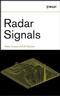 Radar Signals (0471473782) cover image