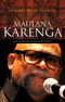 Maulana Karenga: An Intellectual Portrait  (0745648282) cover image