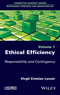 Ethical Efficiency: Responsibility and Contingency (1848218982) cover image
