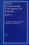 Ninth International Conference on Ferrites (ICF-9): Proceedings of the International Conference on Ferrites (ICF-9), San Francisco, California 2004 (1574982184) cover image