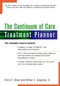 The Continuum of Care Treatment Planner (0471195685) cover image