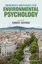 Research Methods for Environmental Psychology (1118795385) cover image