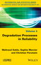Degradation Processes in Reliability (1848218885) cover image