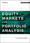 Equity Markets and Portfolio Analysis (1118202686) cover image