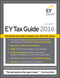 EY Tax Guide 2016 (1119114586) cover image