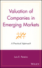 Valuation of Companies in Emerging Markets: A Practical Approach (0471220787) cover image