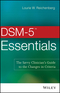 DSM-5 Essentials: The Savvy Clinician's Guide to the Changes in Criteria (1118846087) cover image