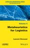 Mataheuristics for Logistics (1848218087) cover image